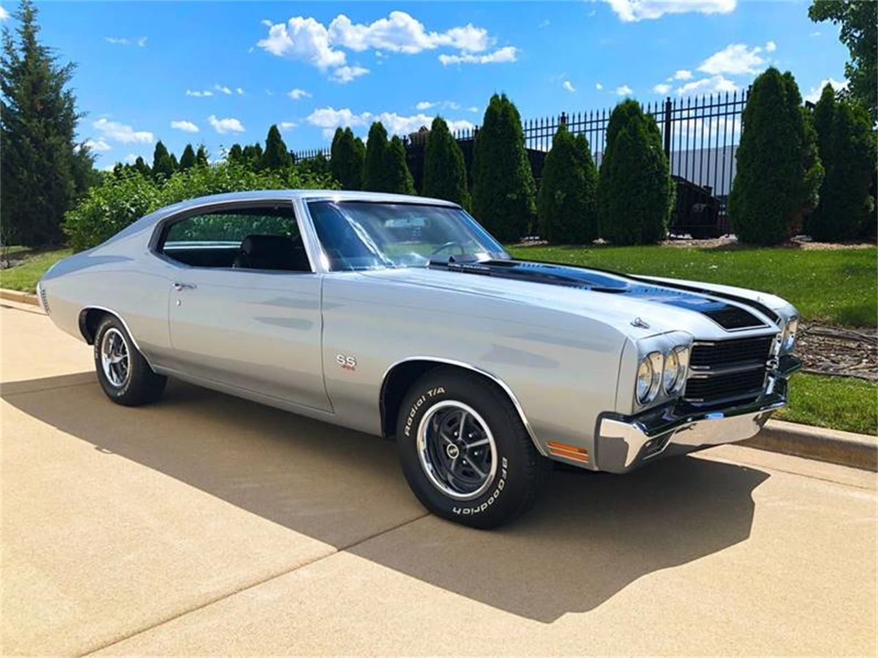 Large Picture of Classic '70 Chevelle SS located in Illinois - $144,990.00 Offered by Corvette Mike Midwest - QHCD