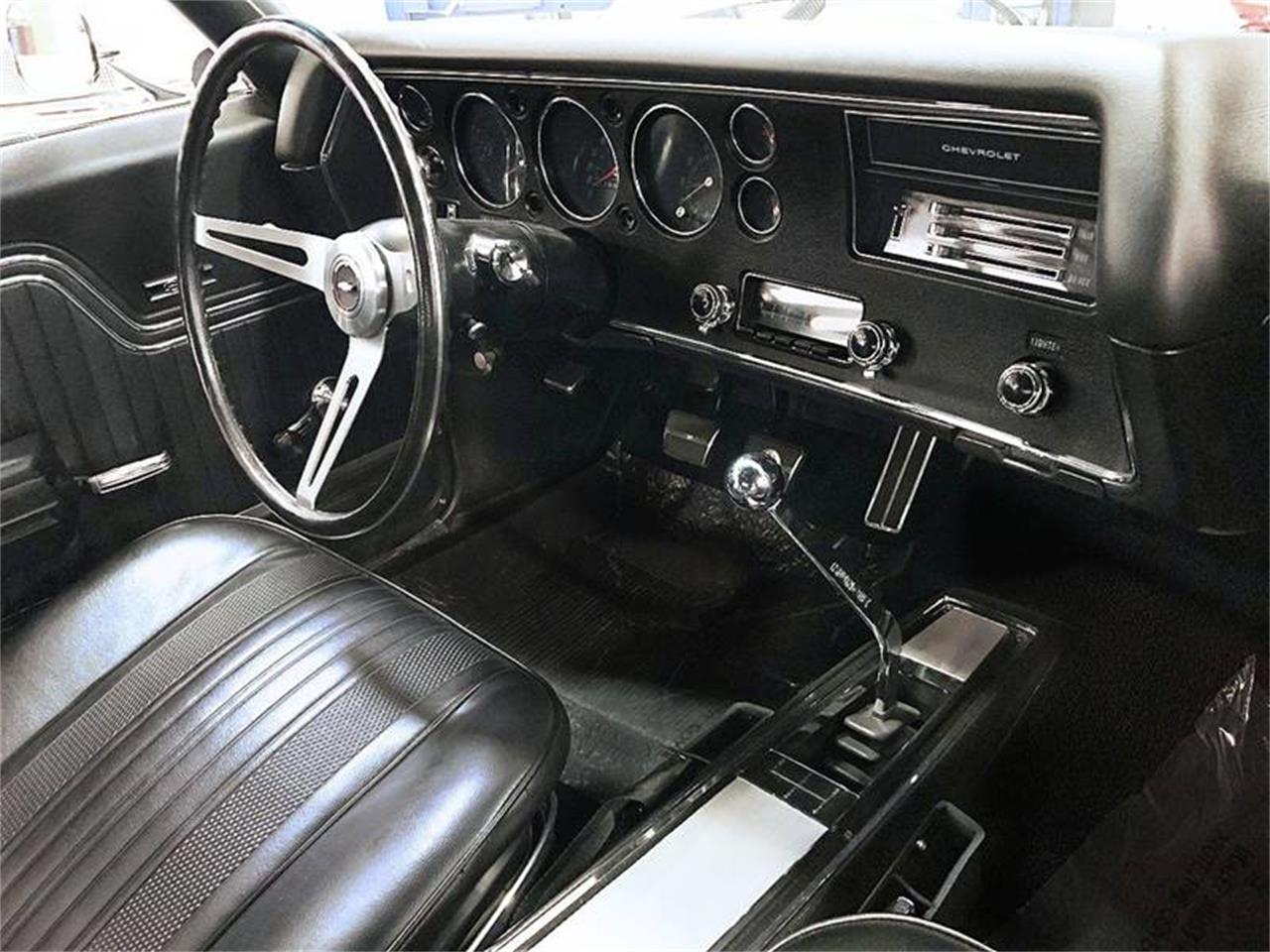 Large Picture of Classic '70 Chevelle SS located in Burr Ridge Illinois - $144,990.00 Offered by Corvette Mike Midwest - QHCD