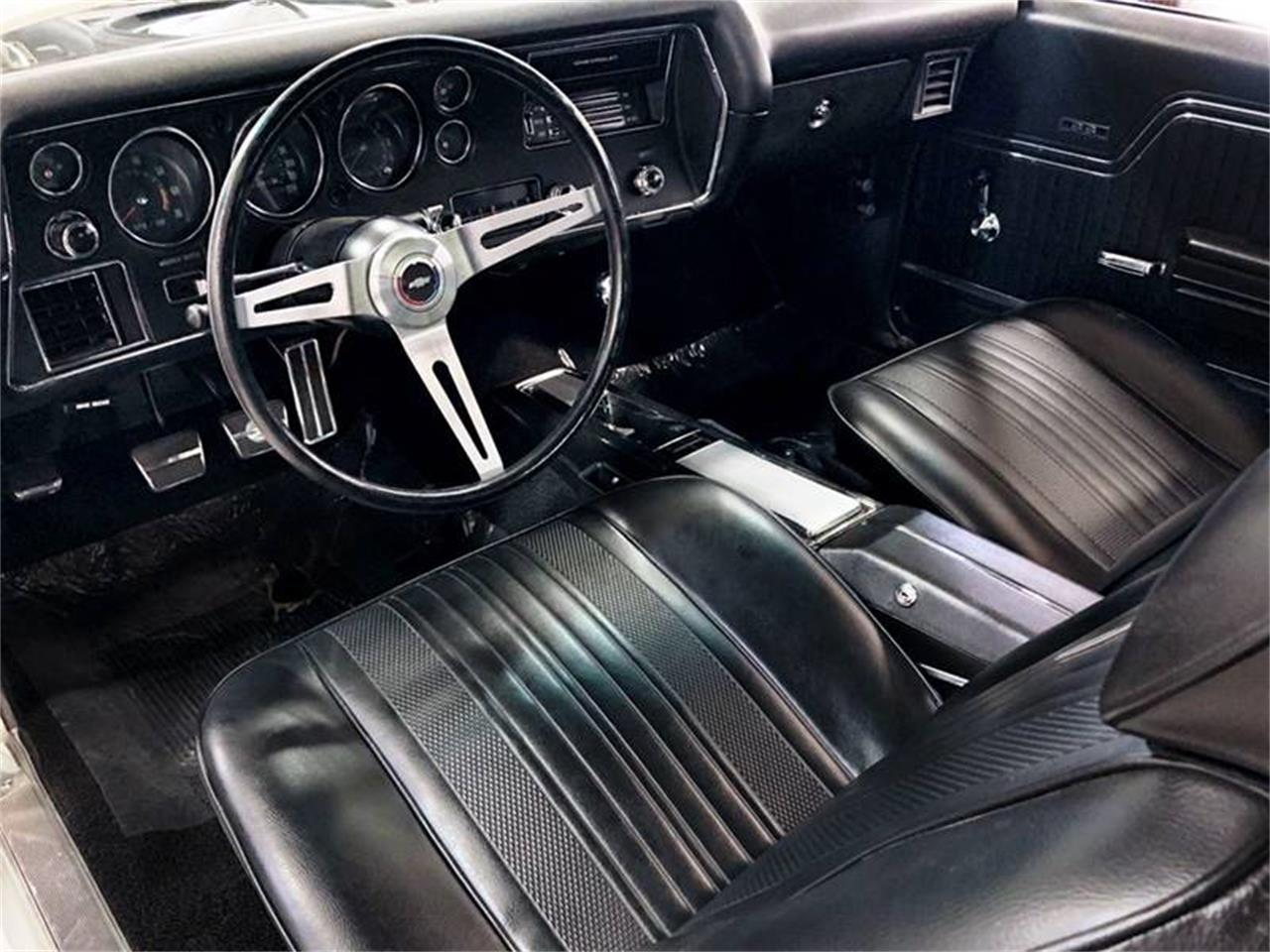 Large Picture of 1970 Chevrolet Chevelle SS - QHCD