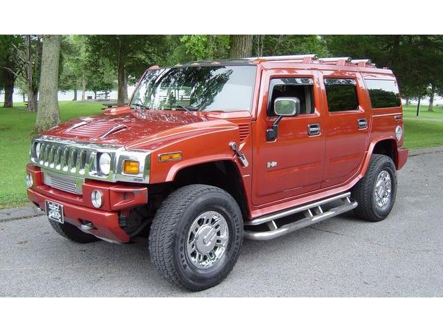 Picture of 2003 Hummer H2 located in Tennessee - $14,900.00 - QHCU