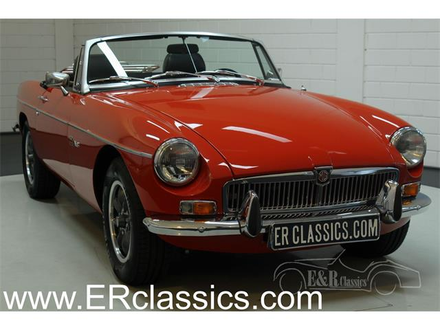 Picture of '77 MGB - QHDA