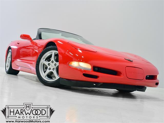 Picture of '02 Corvette - QHDK