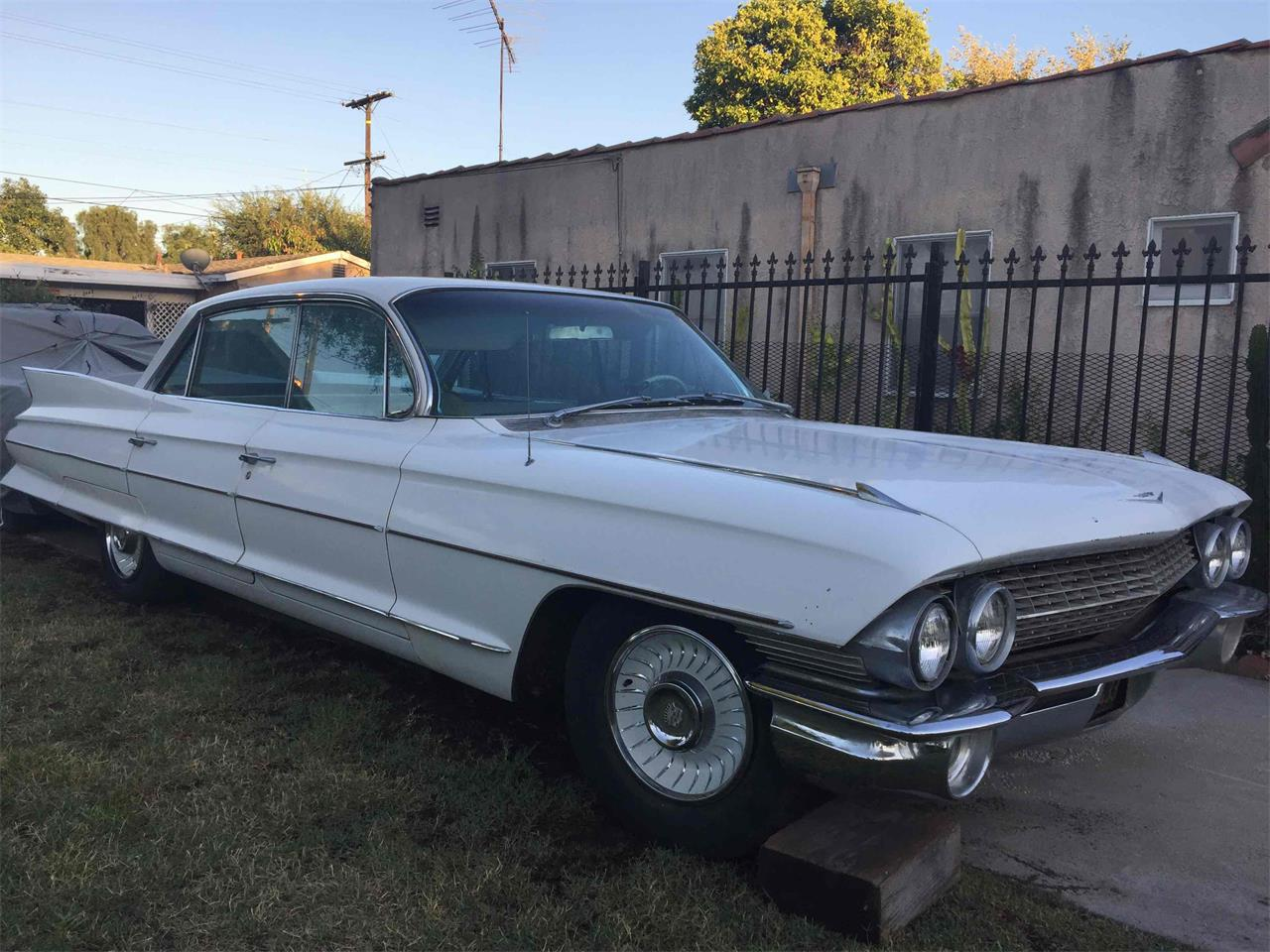 Large Picture of 1961 Sedan DeVille - $6,500.00 Offered by a Private Seller - QHDP