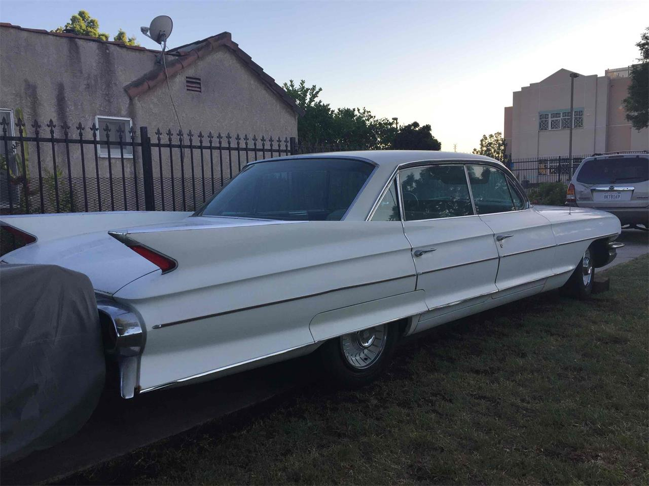 Large Picture of 1961 Sedan DeVille Offered by a Private Seller - QHDP