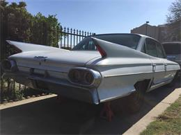 Picture of Classic '61 Sedan DeVille located in California - $6,500.00 Offered by a Private Seller - QHDP