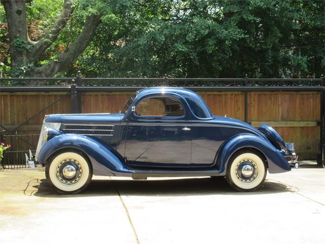 Picture of '36 3-Window Coupe - QHDW