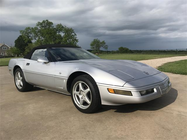 Picture of '96 Corvette - QHEB