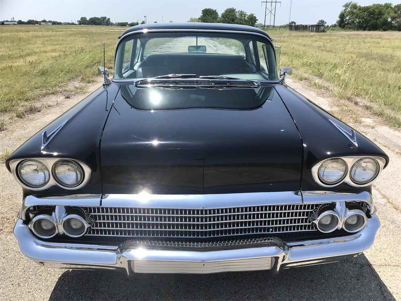 Large Picture of '58 Bel Air - QHEG