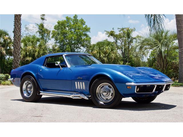 Picture of '69 Corvette - QHEW