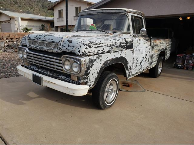Picture of '59 1/2 Ton Pickup - QHF0