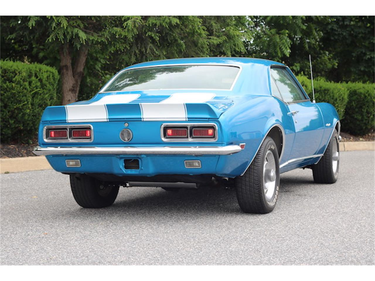 Large Picture of '68 Camaro RS Z28 - QHF1