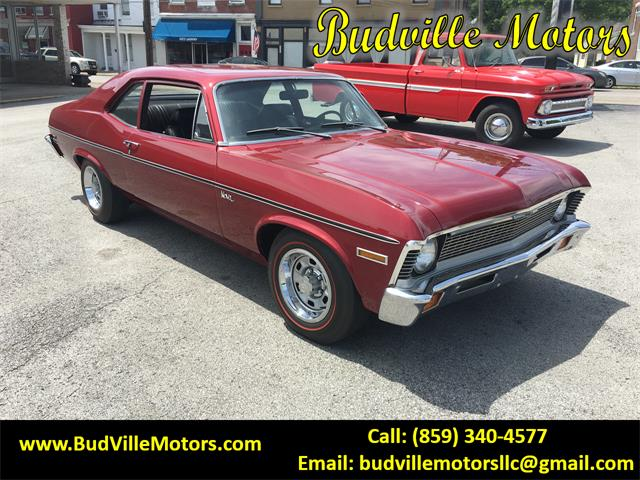Picture of Classic 1971 Nova located in Kentucky - $22,900.00 - QHF7