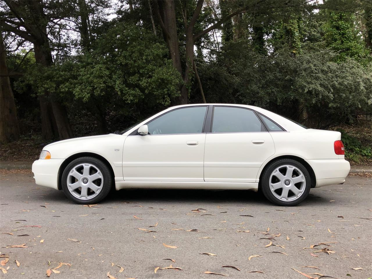 Large Picture of 2001 S4 located in California Auction Vehicle - QDIC