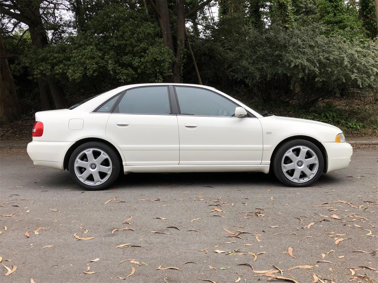 Large Picture of 2001 S4 located in San Francisco California Offered by Bring A Trailer - QDIC