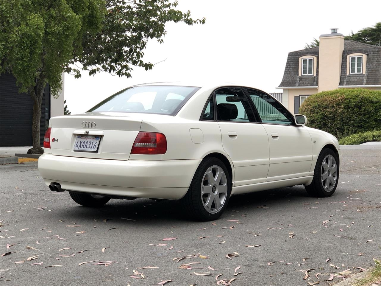 Large Picture of '01 S4 Offered by Bring A Trailer - QDIC