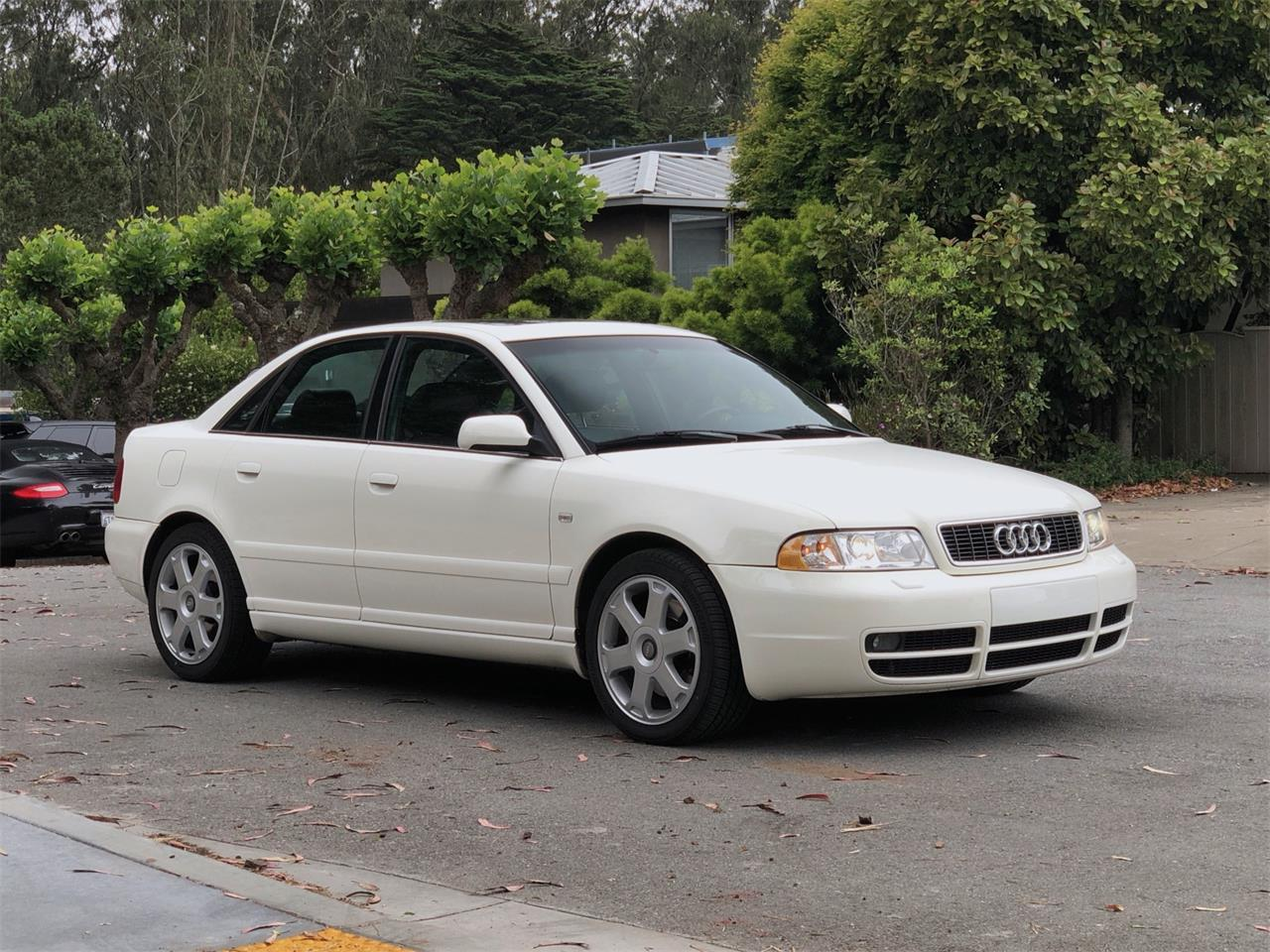 Large Picture of 2001 Audi S4 Auction Vehicle Offered by Bring A Trailer - QDIC