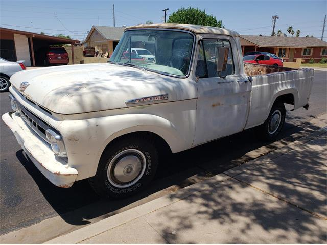 Picture of '62 1/2 Ton Pickup - QHFG