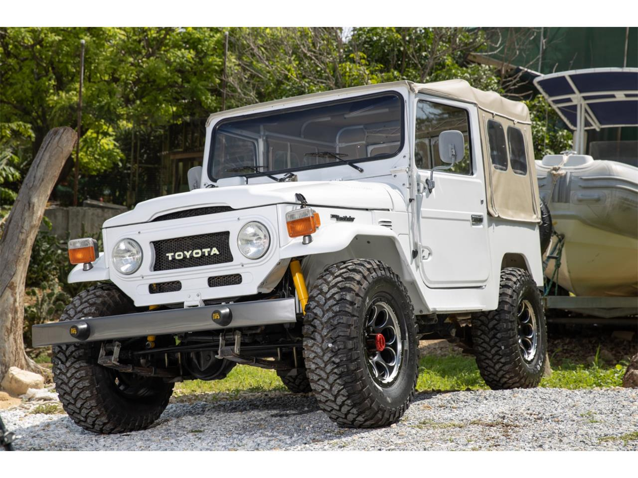 Large Picture of 1977 Toyota Land Cruiser FJ40 Offered by a Private Seller - QHFH