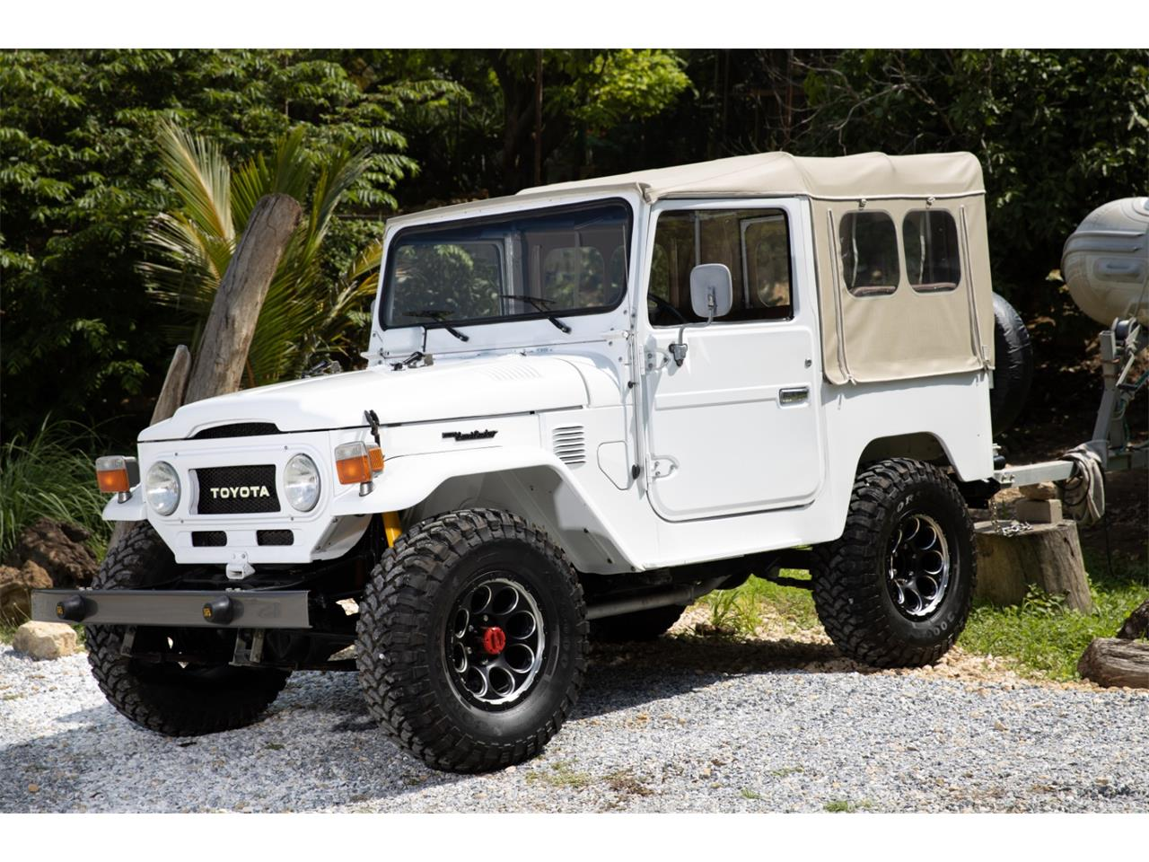 Large Picture of 1977 Land Cruiser FJ40 - QHFH
