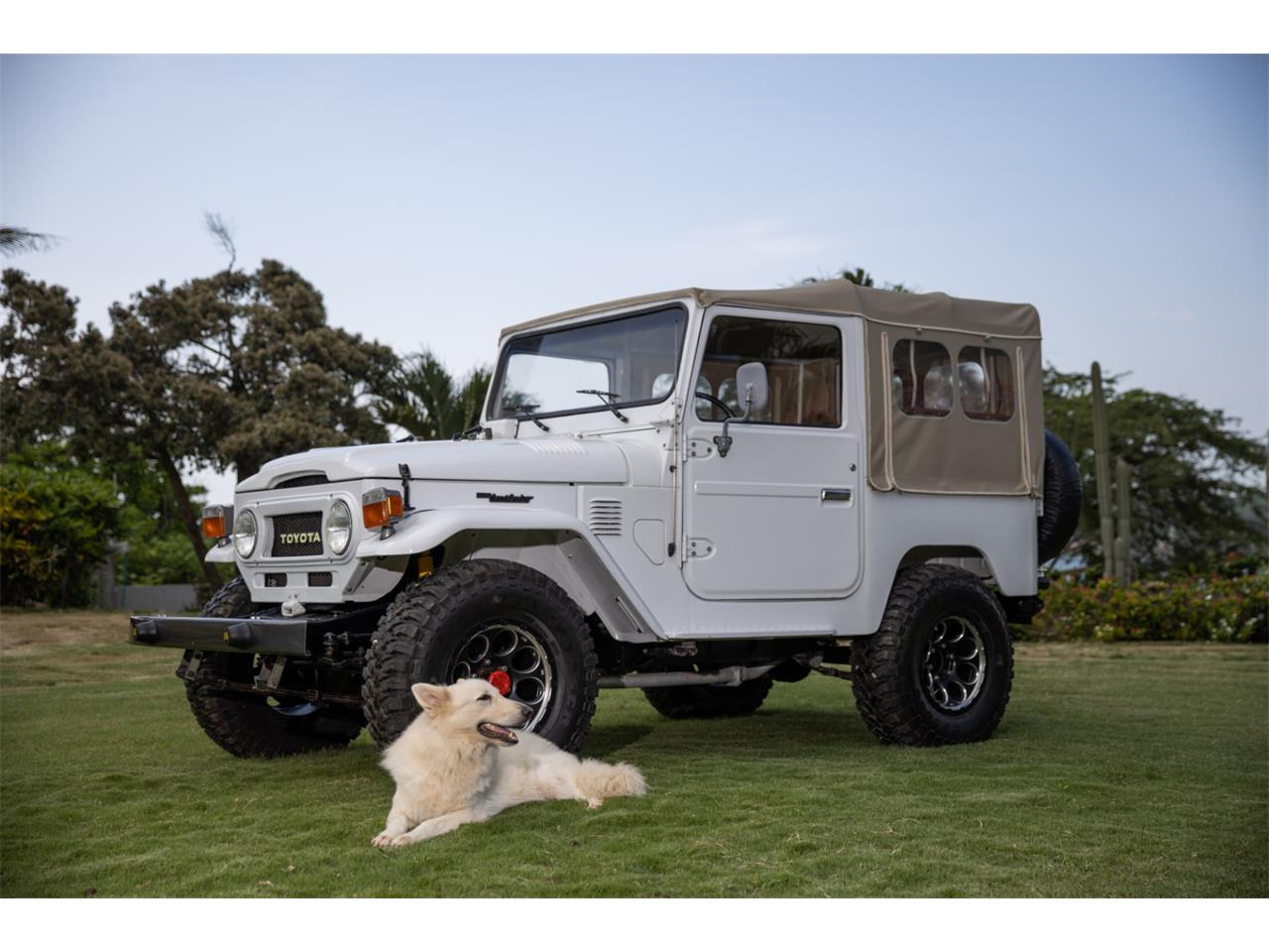 Large Picture of '77 Land Cruiser FJ40 Offered by a Private Seller - QHFH