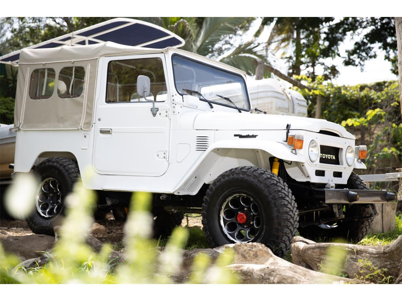 Large Picture of '77 Land Cruiser FJ40 - $44,000.00 Offered by a Private Seller - QHFH