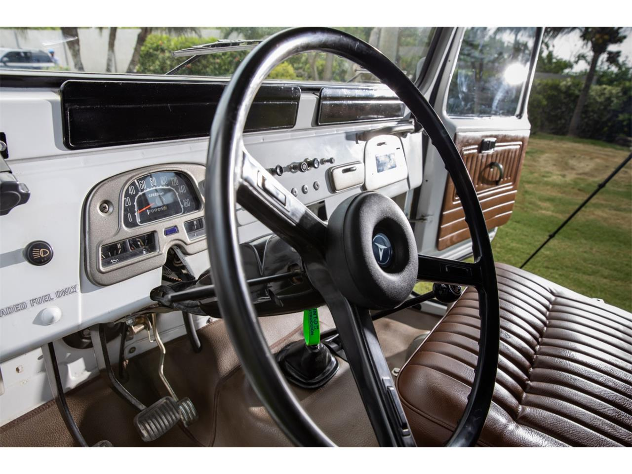 Large Picture of 1977 Toyota Land Cruiser FJ40 - $44,000.00 - QHFH