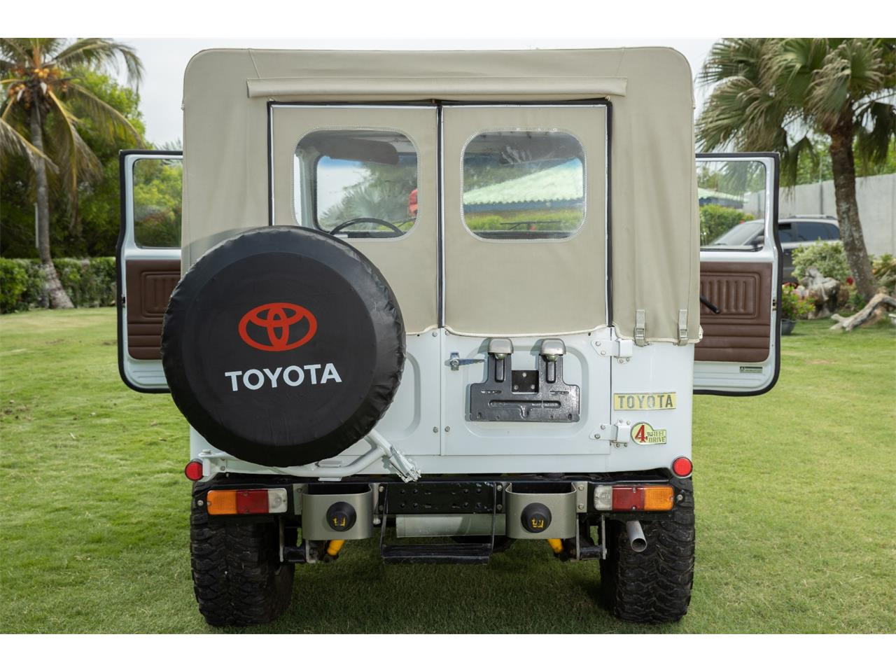 Large Picture of 1977 Land Cruiser FJ40 - $44,000.00 Offered by a Private Seller - QHFH