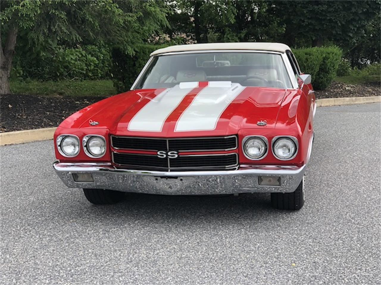 Large Picture of '70 Chevelle SS - QHFK