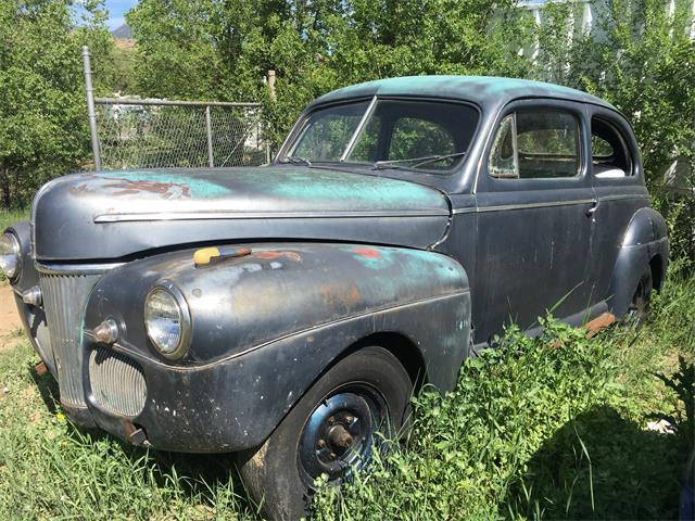 Picture of Classic '41 Ford Super Deluxe - $4,000.00 Offered by  - QHFM