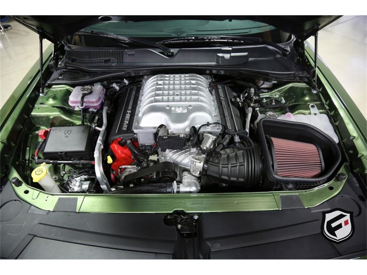 Large Picture of '18 Dodge Challenger located in California - $129,950.00 - QDIE