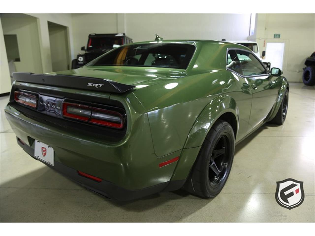 Large Picture of '18 Challenger located in Chatsworth California Offered by Fusion Luxury Motors - QDIE