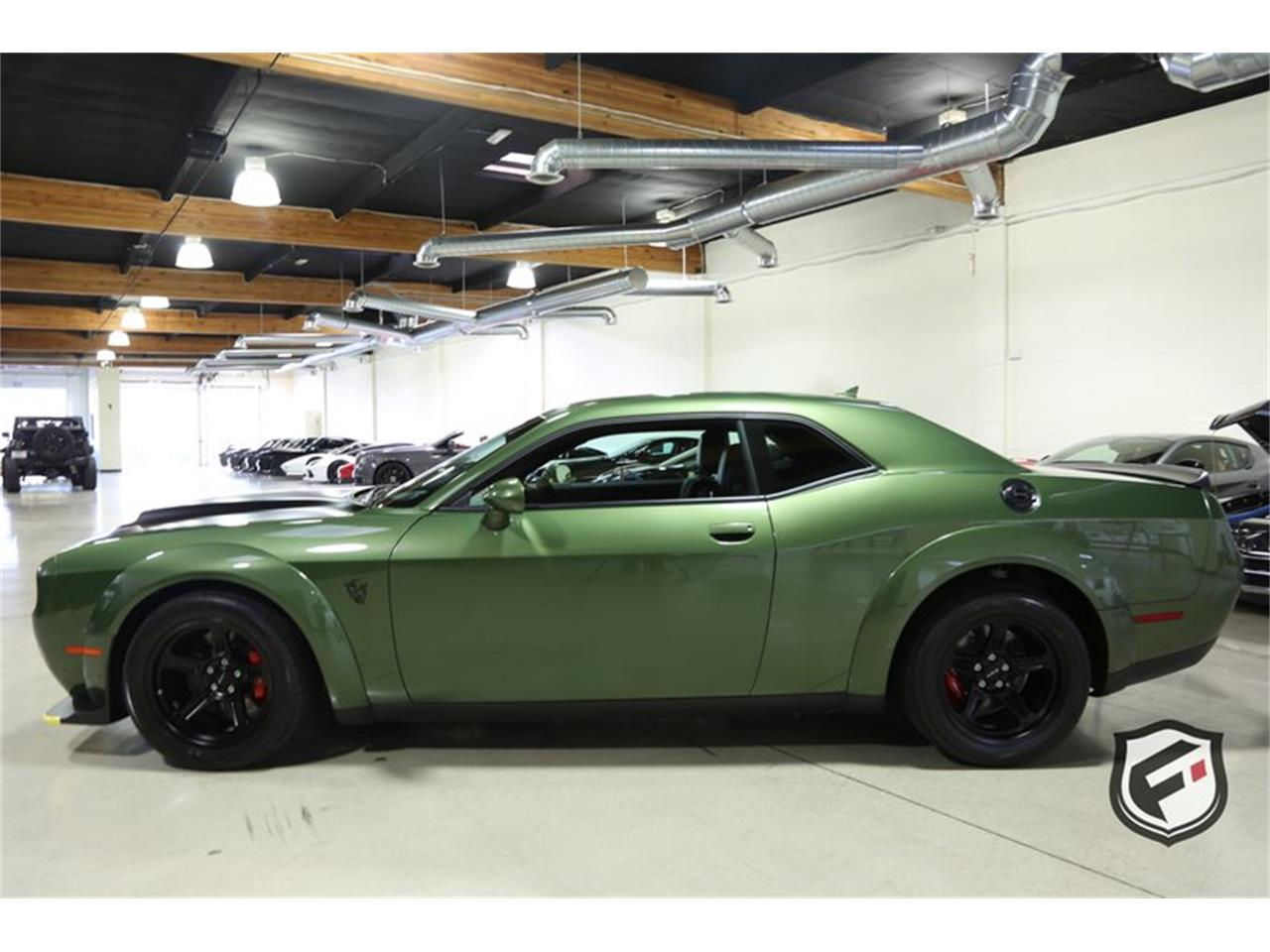 Large Picture of '18 Dodge Challenger - $129,950.00 - QDIE