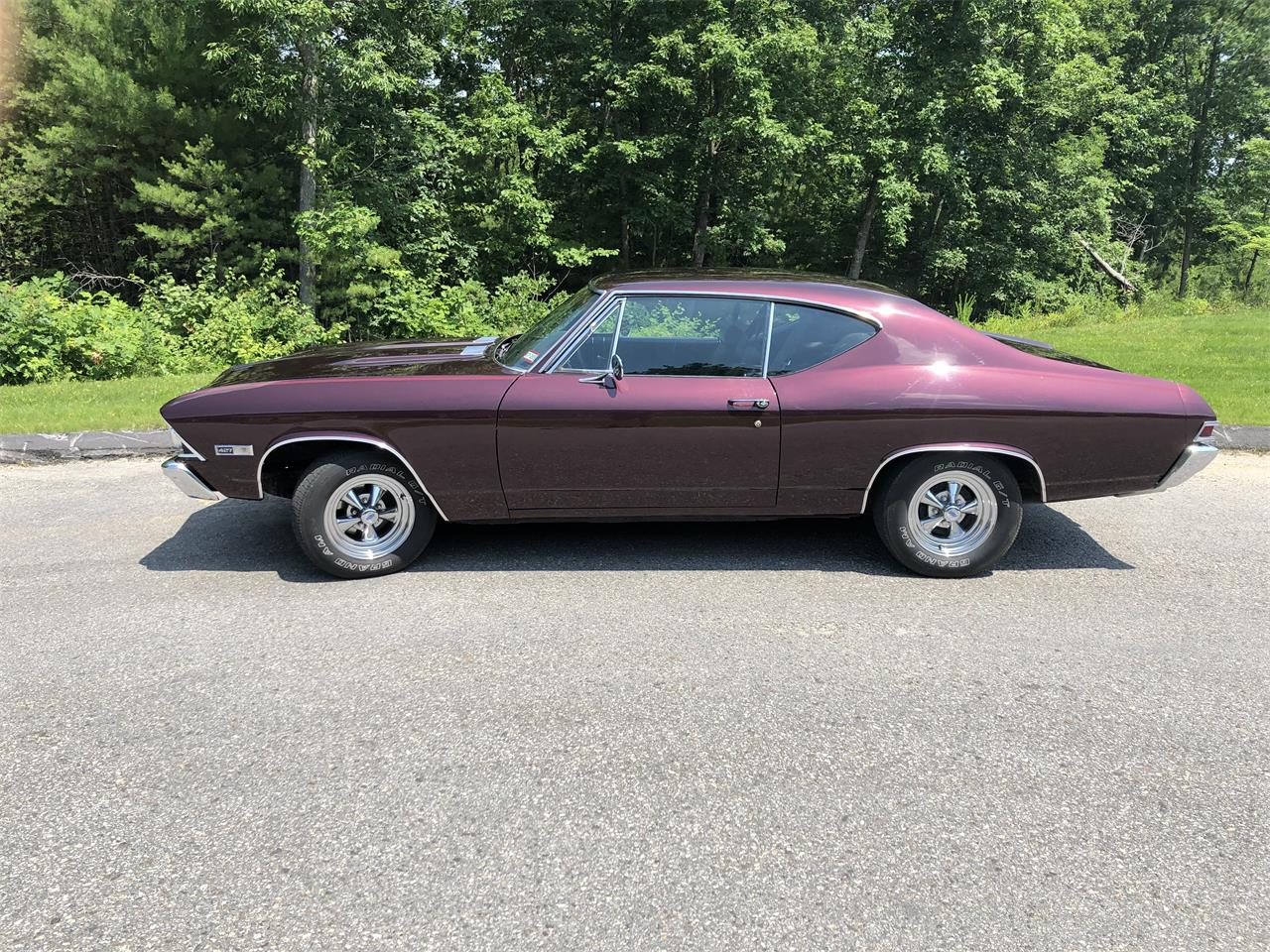 Large Picture of '68 Chevelle - QHFZ