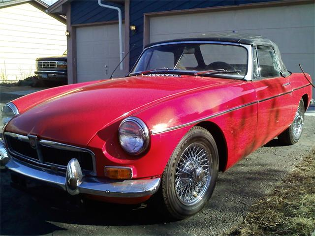 Picture of '66 MG Roadster Offered by a Private Seller - QHG3