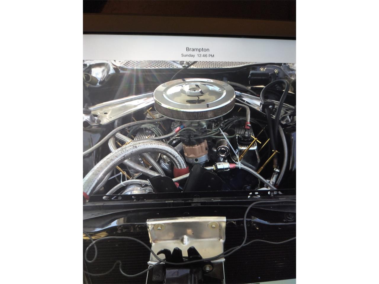 Large Picture of '71 Ford Mustang Boss located in Brampton Ontario - $26,500.00 Offered by a Private Seller - QHGD