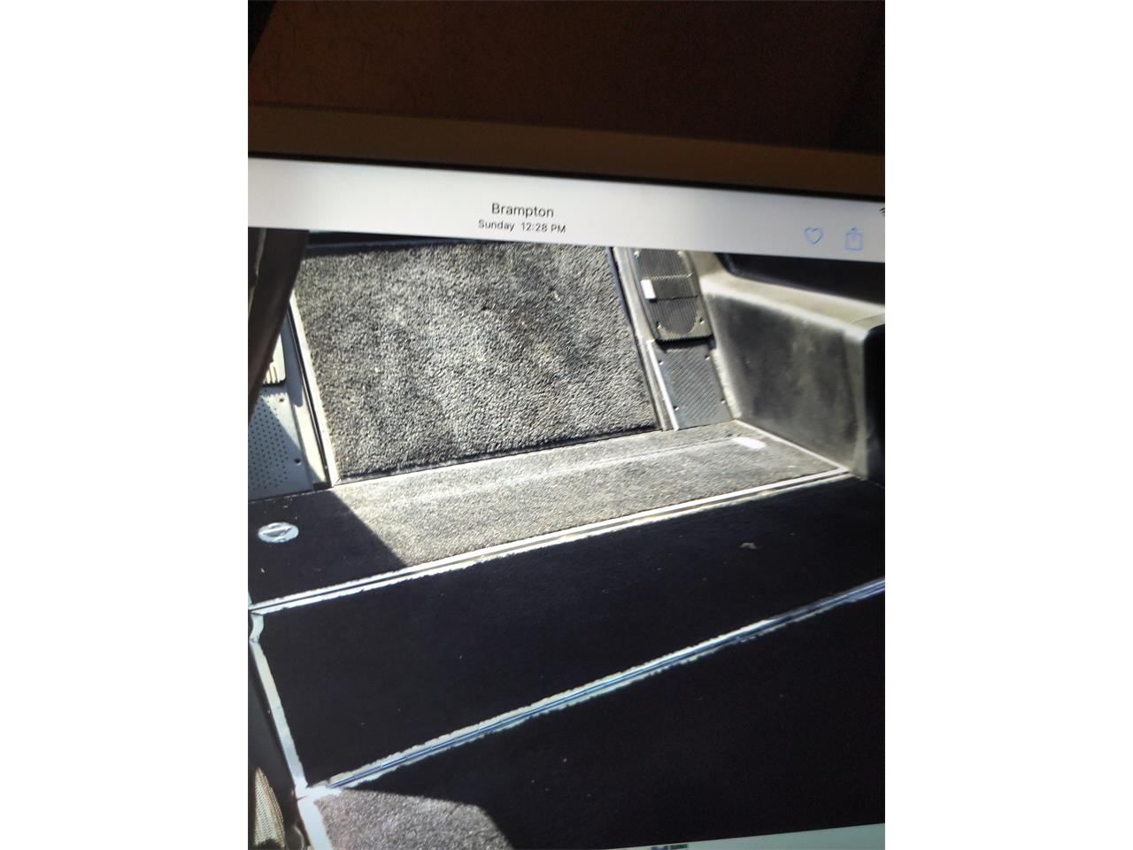 Large Picture of '71 Mustang Boss located in Brampton Ontario - $26,500.00 Offered by a Private Seller - QHGD