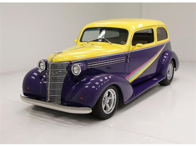 Picture of 1938 Chevrolet Master - QHGJ