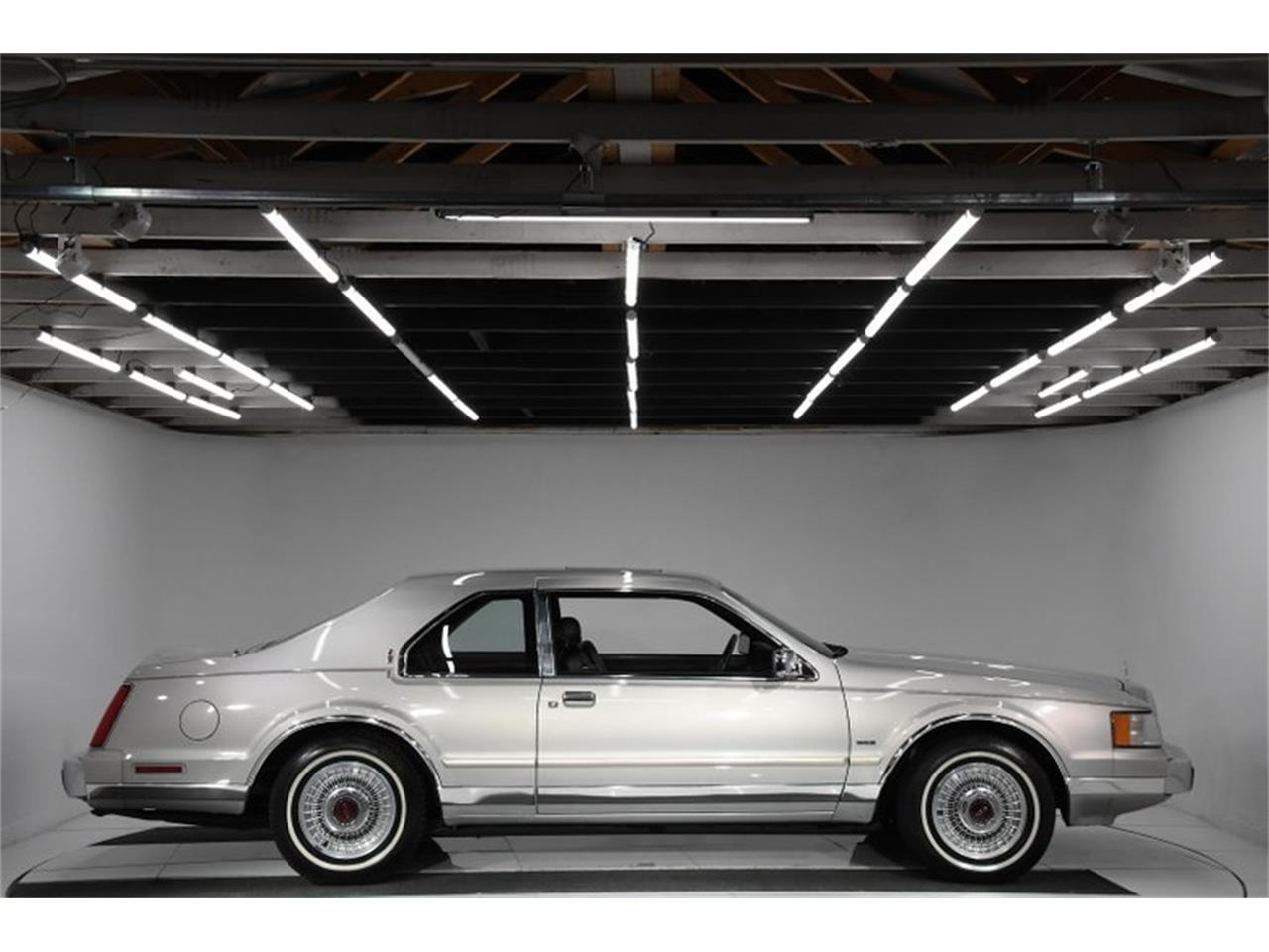 Large Picture of '90 MK VII - QHH1