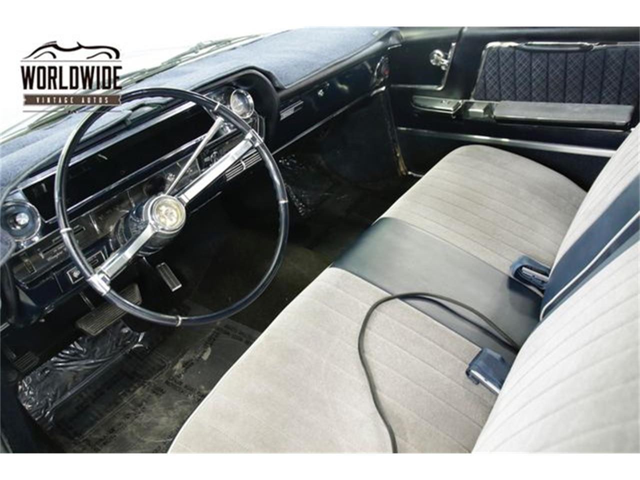 Large Picture of Classic 1964 Cadillac DeVille located in Denver  Colorado - $23,900.00 Offered by Worldwide Vintage Autos - QHH2