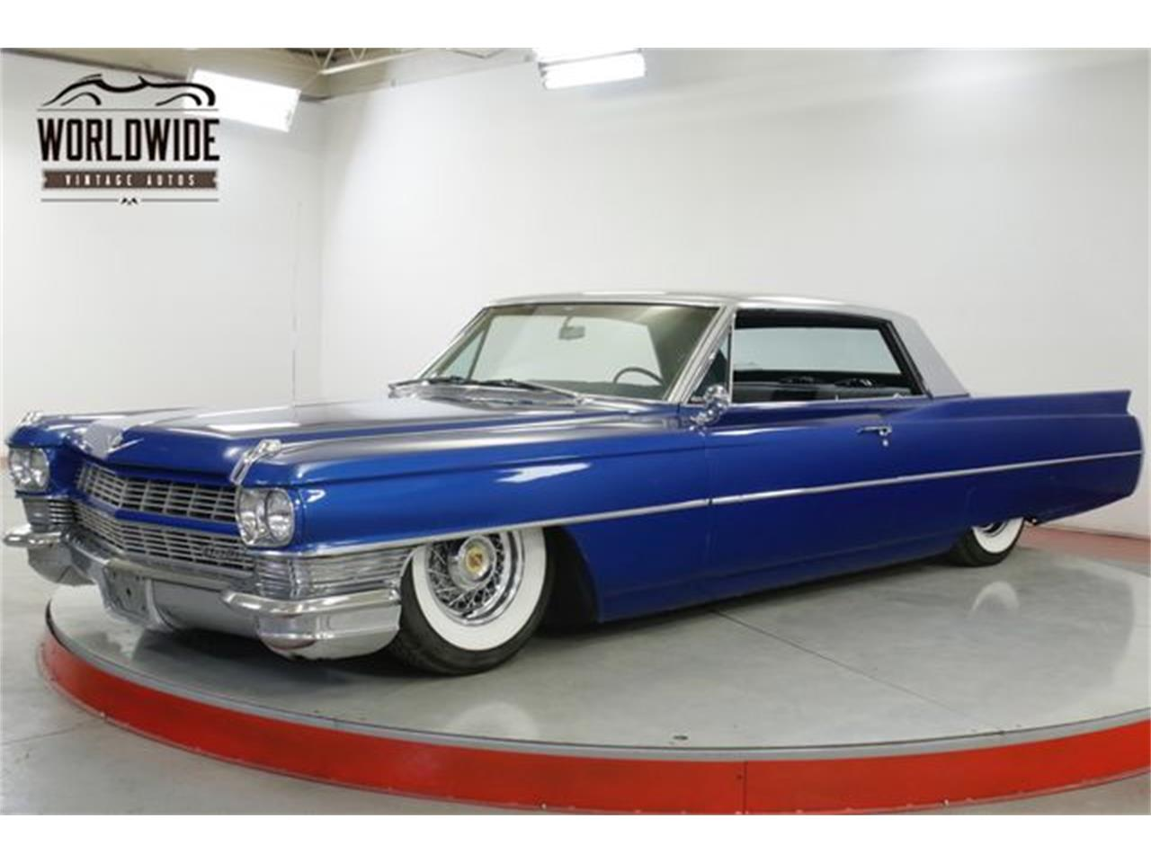 Large Picture of Classic 1964 Cadillac DeVille located in Denver  Colorado - $23,900.00 - QHH2
