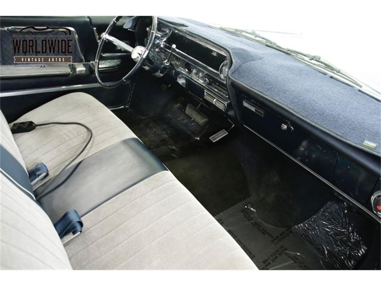 Large Picture of '64 Cadillac DeVille Offered by Worldwide Vintage Autos - QHH2