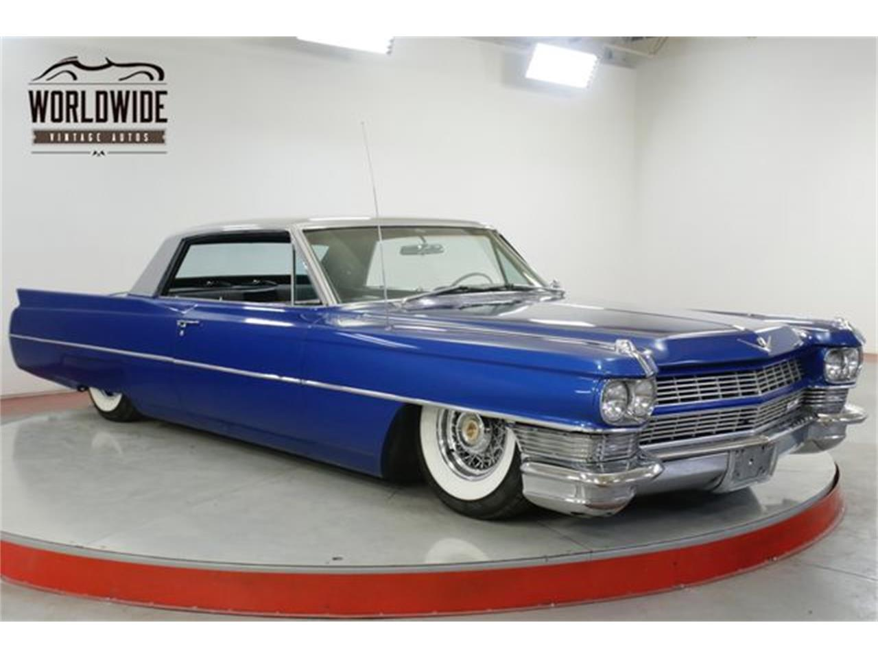 Large Picture of Classic 1964 DeVille Offered by Worldwide Vintage Autos - QHH2