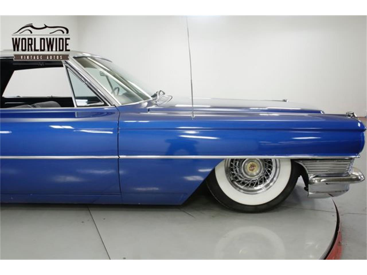 Large Picture of 1964 Cadillac DeVille - $23,900.00 Offered by Worldwide Vintage Autos - QHH2