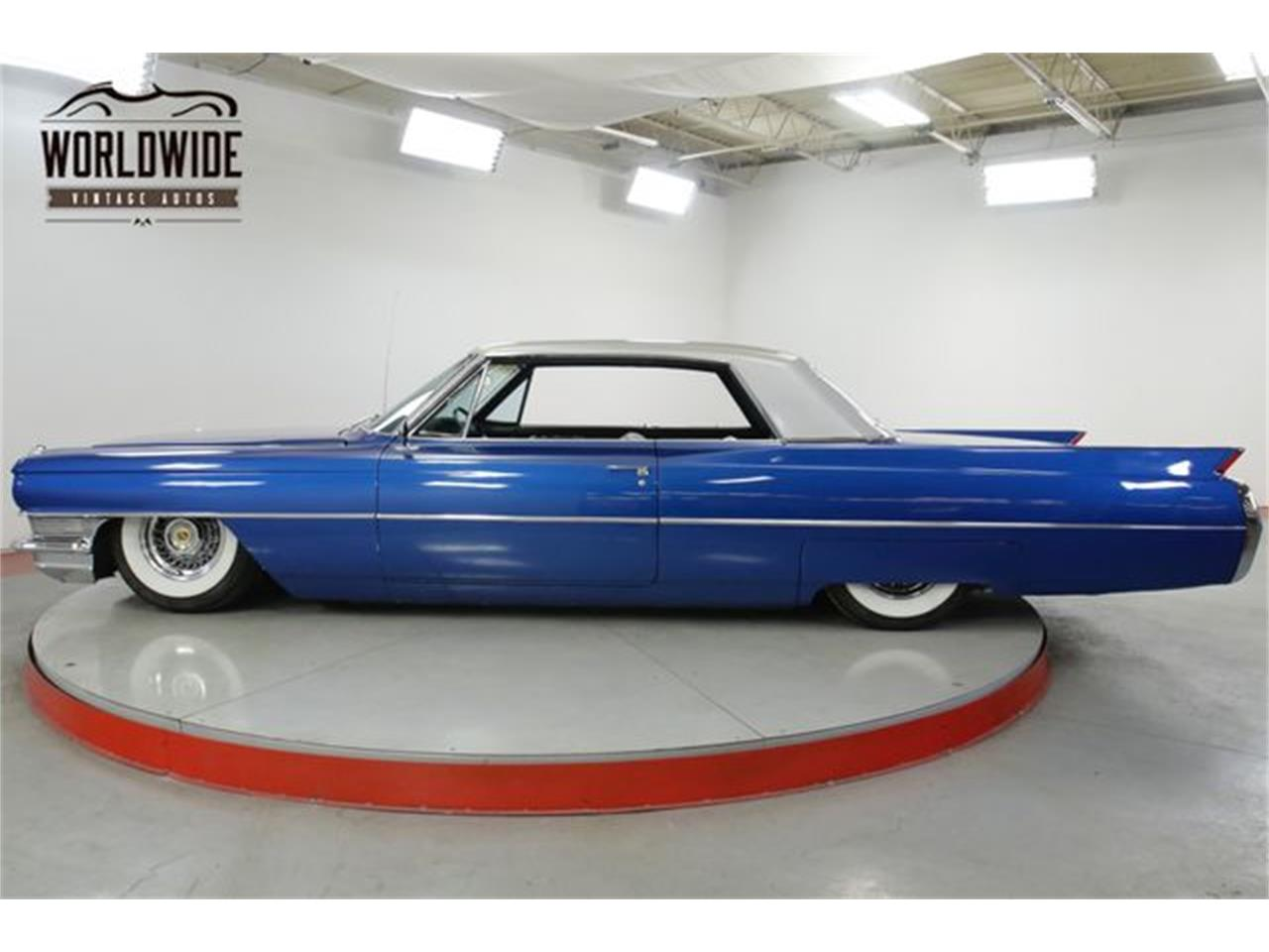Large Picture of Classic '64 Cadillac DeVille located in Colorado - $23,900.00 - QHH2