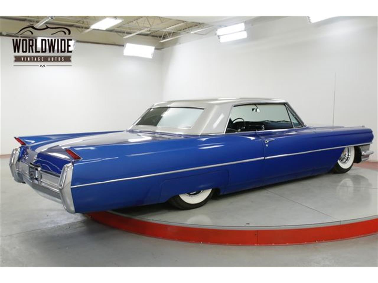 Large Picture of Classic 1964 Cadillac DeVille - $23,900.00 Offered by Worldwide Vintage Autos - QHH2