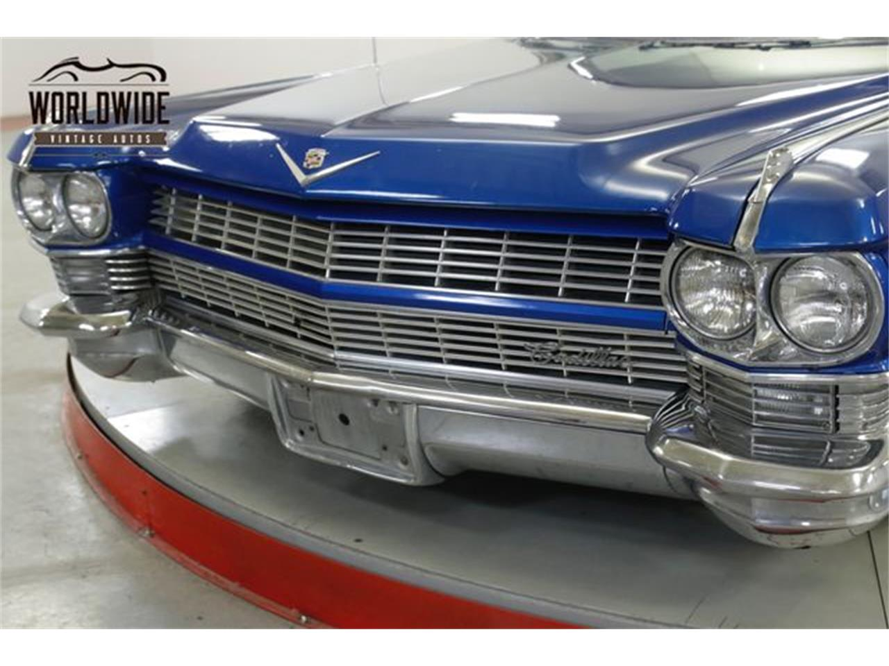 Large Picture of '64 Cadillac DeVille - $23,900.00 Offered by Worldwide Vintage Autos - QHH2