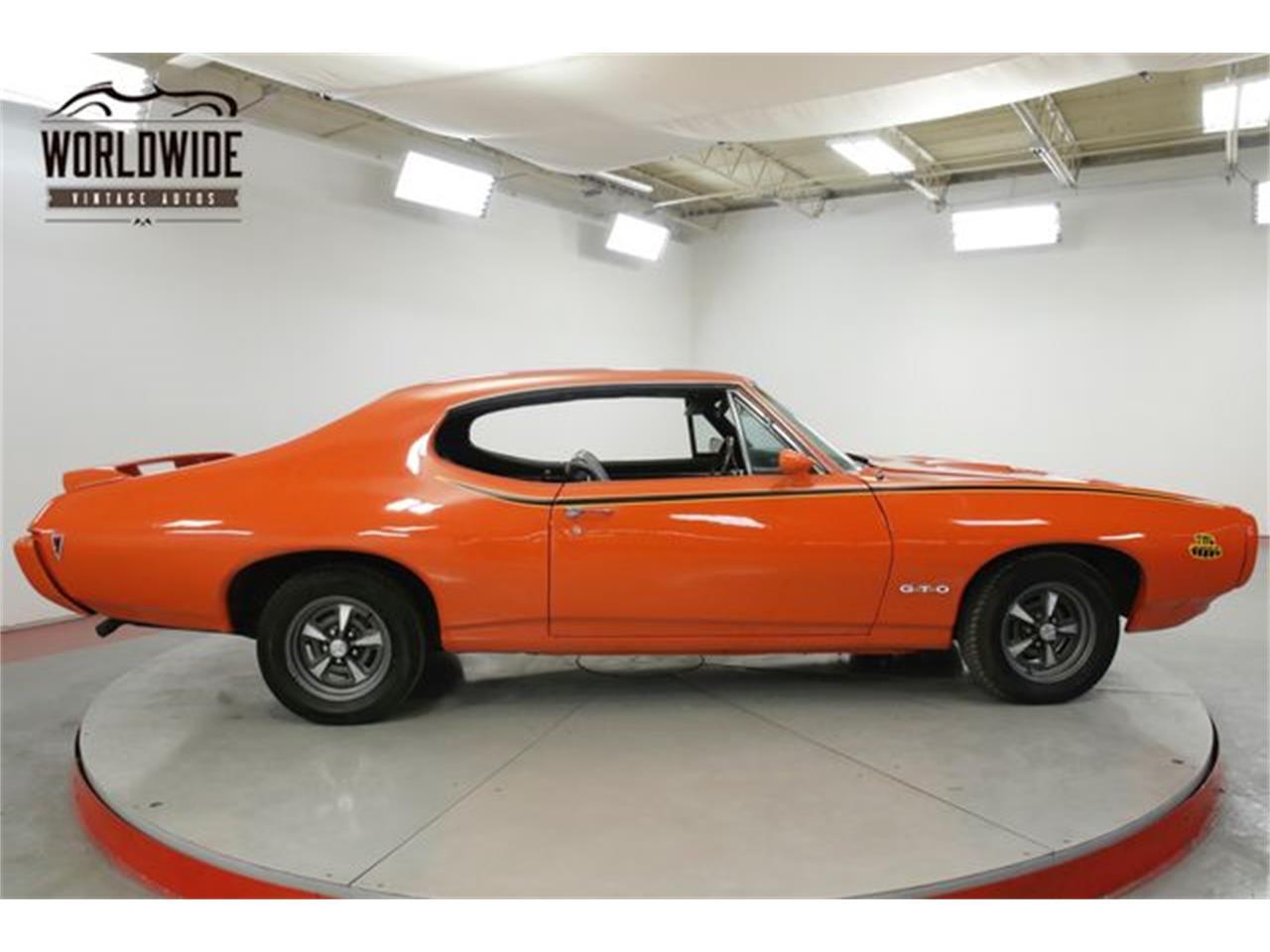 Large Picture of 1968 GTO located in Denver  Colorado - $20,900.00 - QHH8