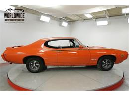 Picture of Classic 1968 Pontiac GTO located in Denver  Colorado Offered by Worldwide Vintage Autos - QHH8