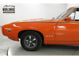 Picture of '68 Pontiac GTO located in Denver  Colorado Offered by Worldwide Vintage Autos - QHH8