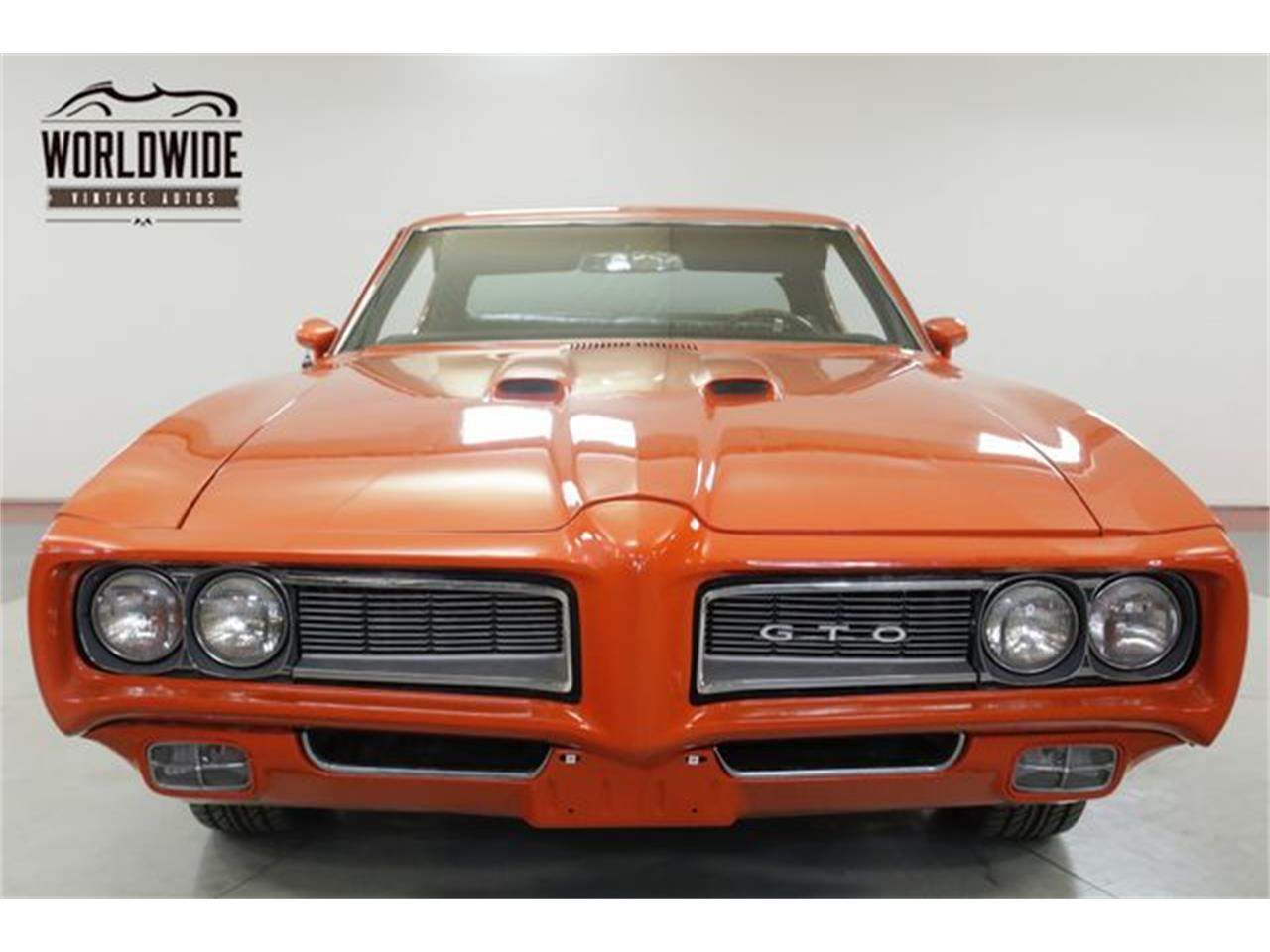 Large Picture of Classic '68 GTO - $20,900.00 - QHH8